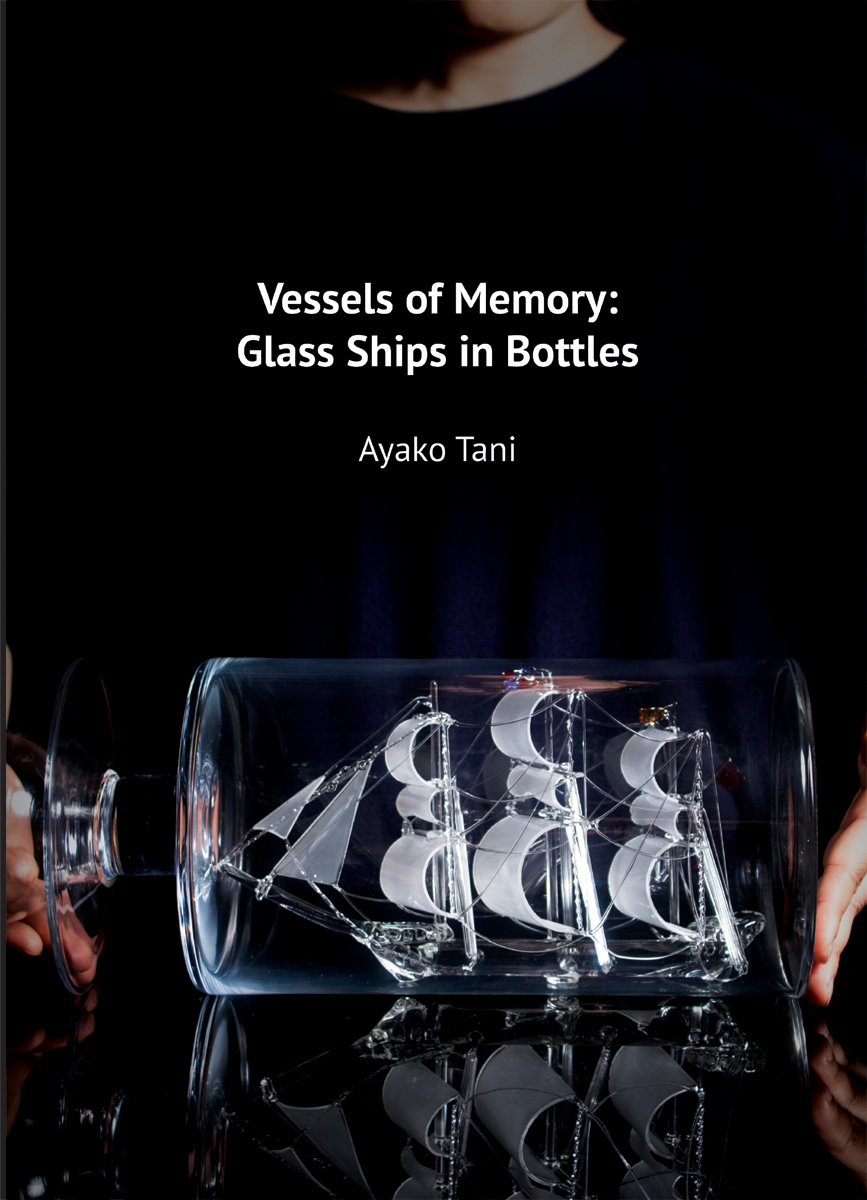 First book of glass ships in bottles